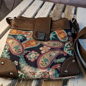 Rosetti purse handbag bag satchel bag handbag tote